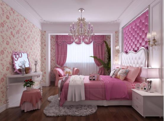 卧室装修,用集成墙面,简直太棒了