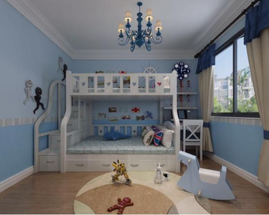 集成墙面尊重每个孩子的天赋,打造更好儿童房