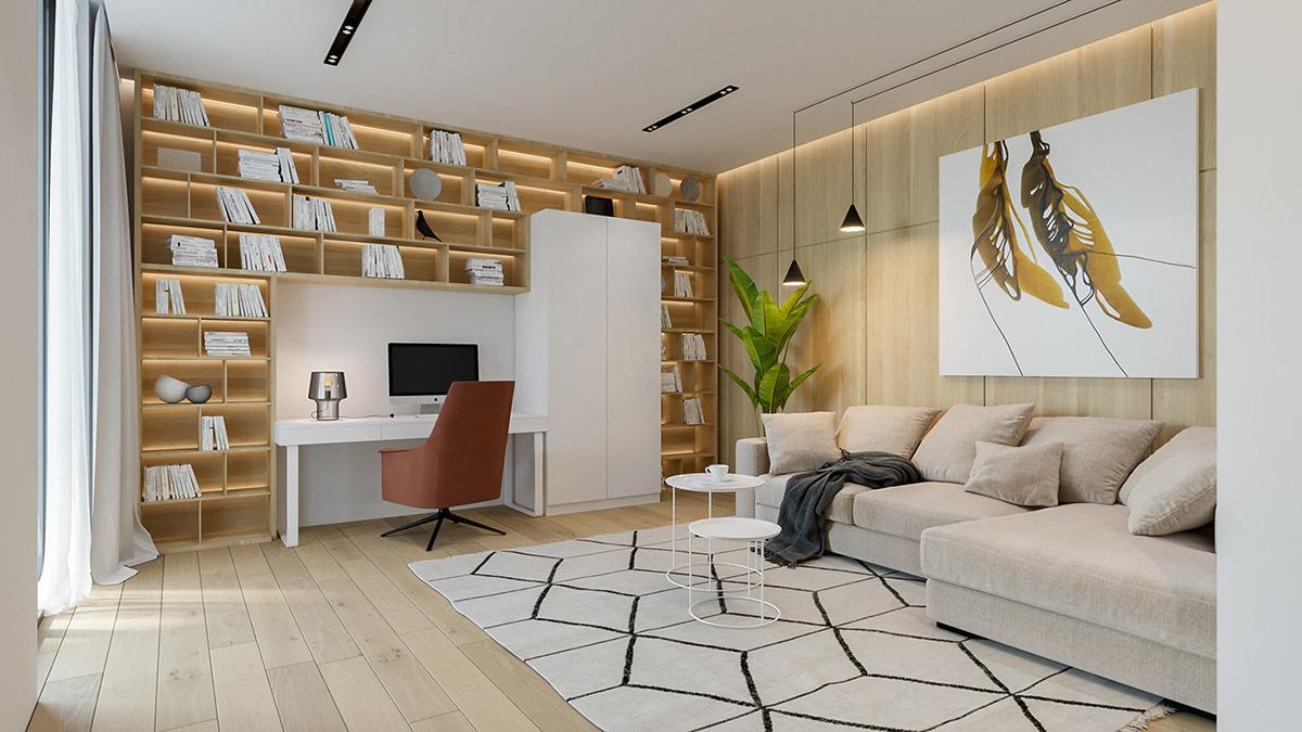 集成墙面全屋整装,打造环保居家环境