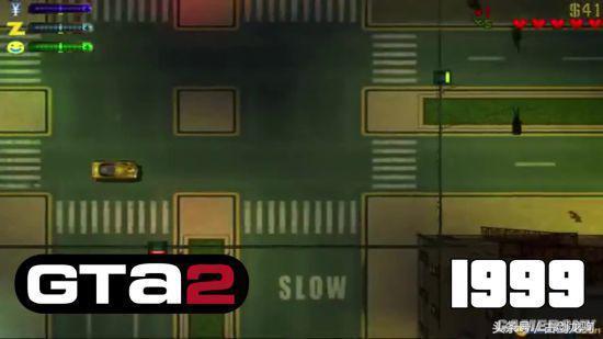 【游戏下载】侠盗猎车手系列GTA1-5合辑