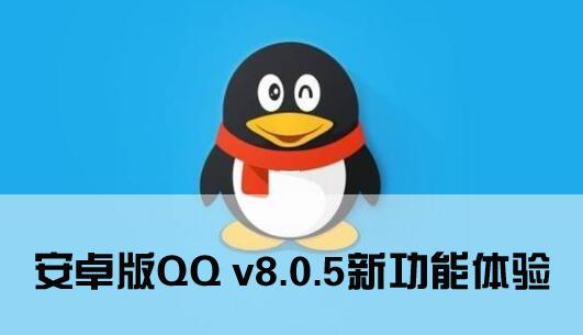 足足70MB的大更新!安卓版QQ v8.0.5新功能体验