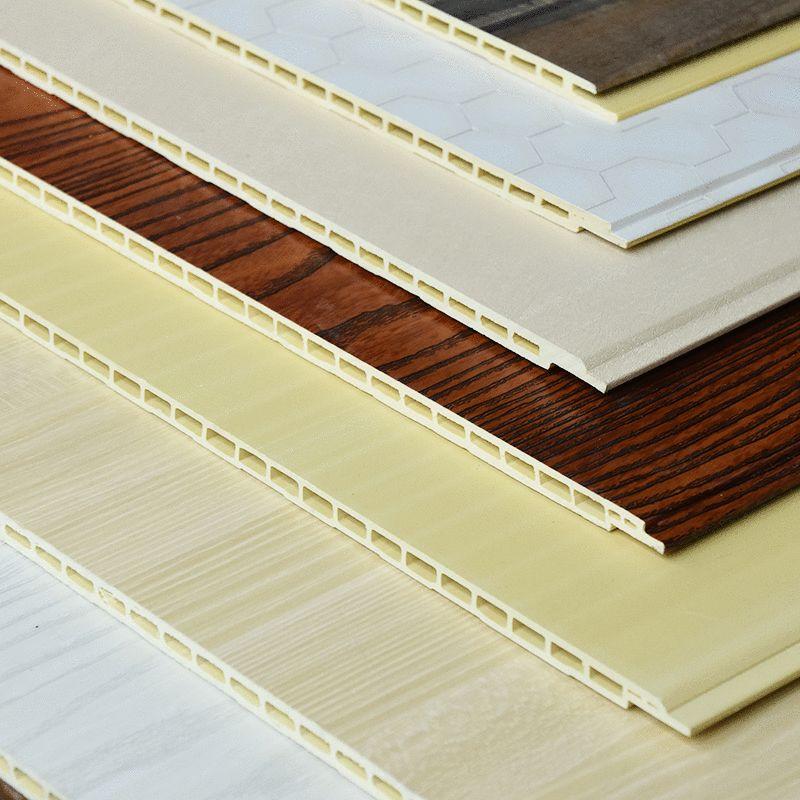 竹木纤维集成墙面制作过程是怎样的?