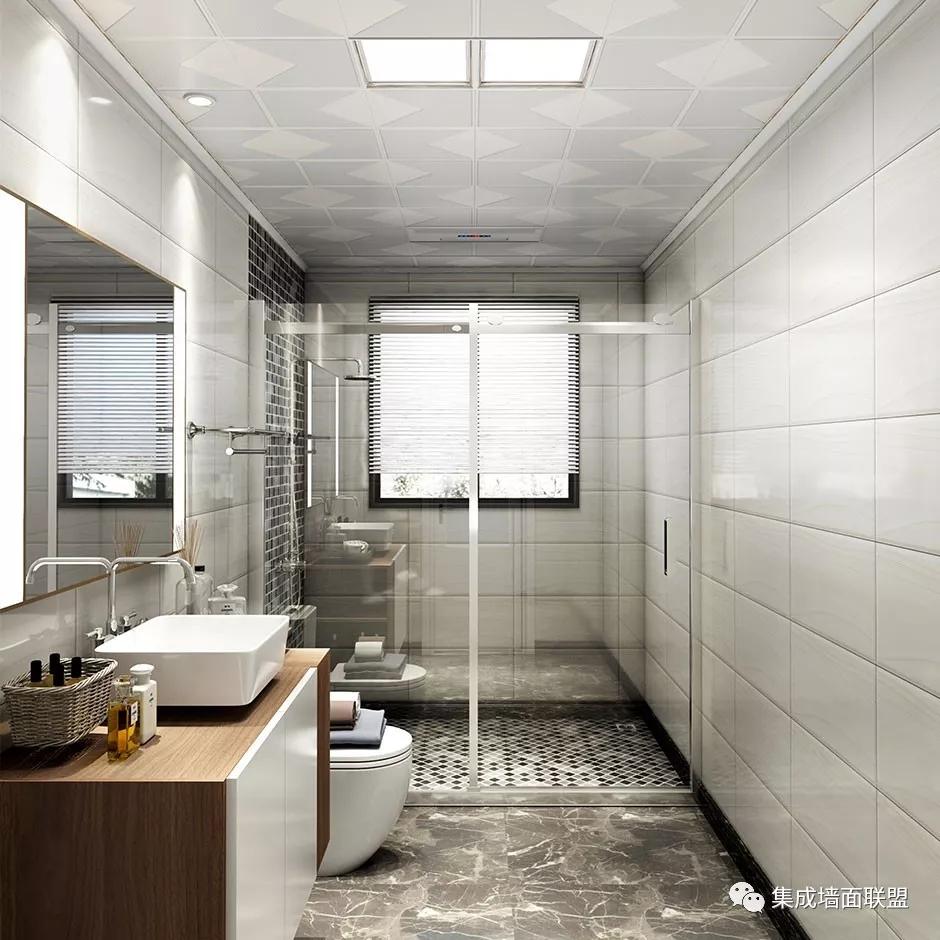 集成墙面做卫生间和厨房墙面怎么样?