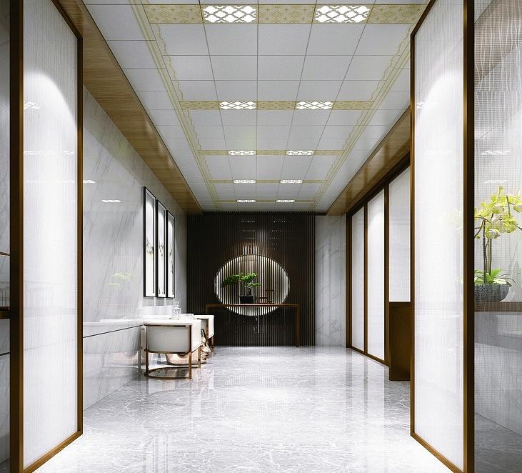 简单才是真 集成墙面可以满足极简装修