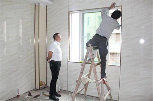 【官方科普】集成墙面材料介绍,优缺点分析、选购、安装与保养!