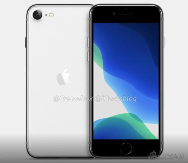 关于苹果iPhone SE 2目前所知的一切