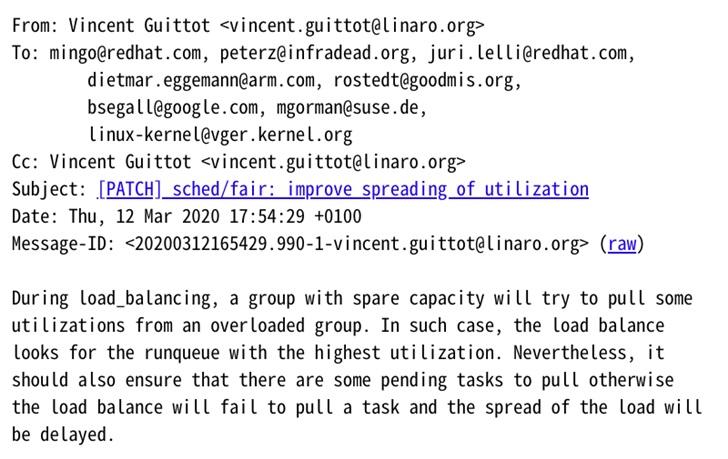 Linux 负载均衡算法存在瑕疵,修复后性能将提升一倍