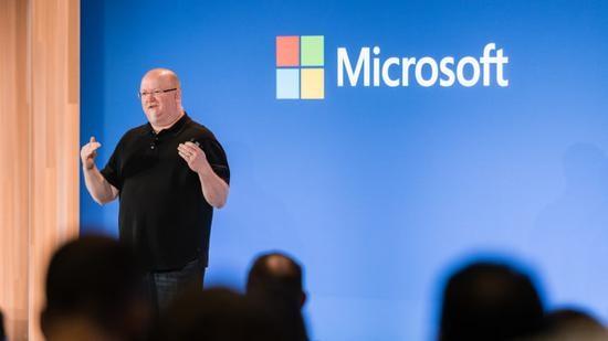 微软CTO谈人工智能:将帮助小镇居民应对流行病爆发