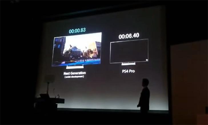 索尼:由于使用了定制SSD,PS5比PS4快100倍