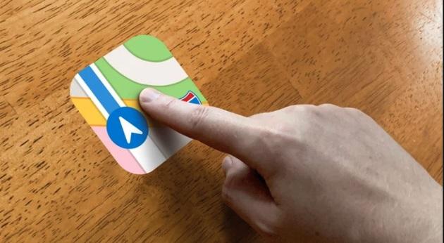 苹果黑科技专利曝光:可以将任何表面变成触控显示屏
