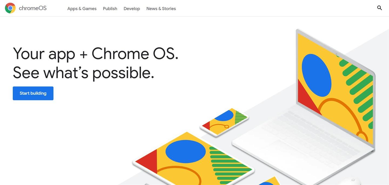 谷歌开源 chromeOS.dev,在 Chrome OS 上构建应用更轻松