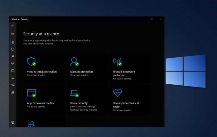 微软:用户安装第三方杀毒软件后 Defender 将自动关闭