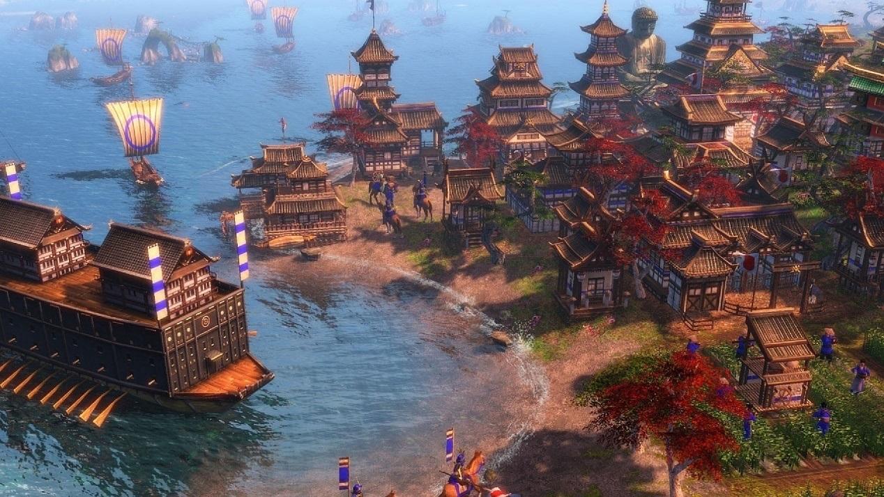 《帝国时代 3:终极版》PC 配置需求公布,国区售价 99 元