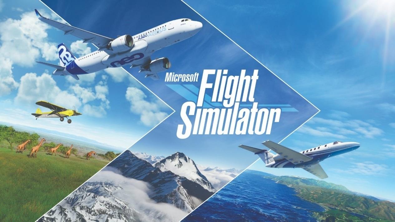 《微软飞行模拟》玩家突破 100 万人,飞行里程超 10 亿英里可环游世界 4 万次