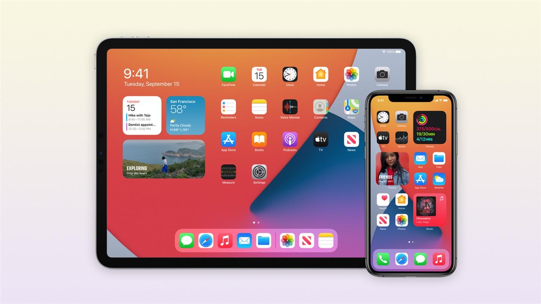 iOS 14 正式版明天发布!苹果:开发者现可提交兼容 iOS 14/iPadOS 14 应用至 App Store