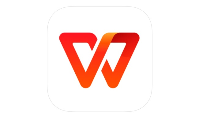 WPS Office 启用全新「W」图标:光影对比 + 纸张微卷效果设计