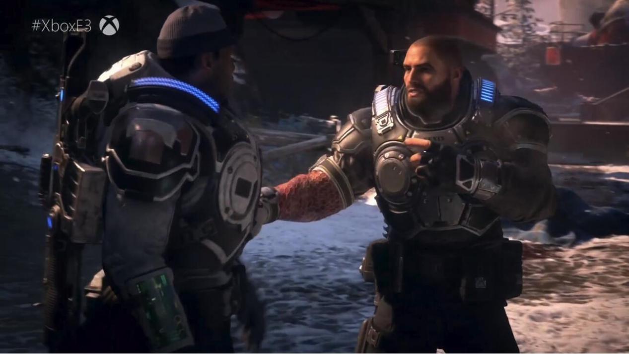 《战争机器 5》官推:在微软 Xbox Series X 上输入延迟最高可降低 57%