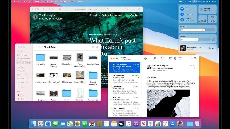 苹果三款神秘 Mac 现身 macOS Big Sur 11.0.1 beta