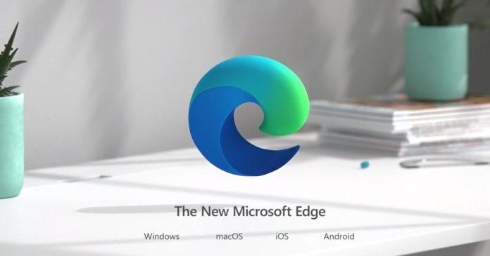 微软 Chromium 版 Edge 稳定版新增支持历史和打开标签同步